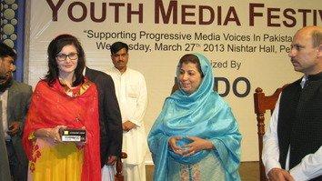 International community honours Pakistani peace activist