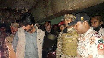 پاکستان کی بلوچستان میں صوفی مزار پر خودکش حملے کی مذمت