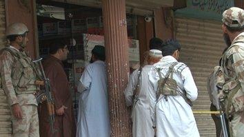 بلوچستان کی داعش کے حمایتی جنگجوؤں کے خلاف کارروائی