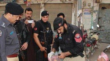 خیبرپختونخواہ میں داعش کے بہت سے مبینہ عسکریت پسندوں کی گرفتاری