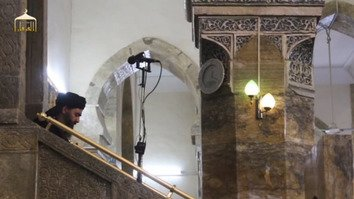 البغدادی کی تقریر داعش کے خاتمے کا شگون ہے