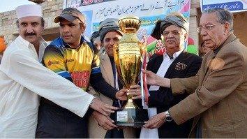 FATA residents enjoy sports after establishment of peace