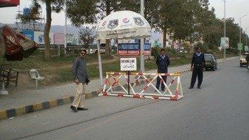 څو پړاويز امنيت اسلام آباد د تروریزم نه خوندي ساتي