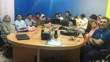 Journalism students in Peshawar, Australia link up