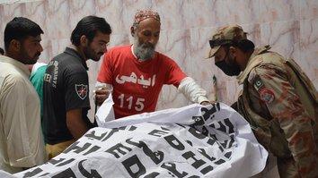 د داعش سره تړاو لرونکي ډلې لشکر جنګوي په کوټه کې ۳ پولیس ووژل