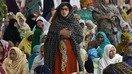 سیکیورٹی میں بہتری کی وجہ سے پاکستانی بلا خوف مساجد میں عبادت کر سکتے ہیں