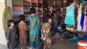 شمالی وزیرستان کے شہری خوشی سے عید الفطر کی تیاری کر رہے ہیں