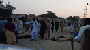 Suicide bomber strikes Sufi shrine in Balochistan during annual celebration
