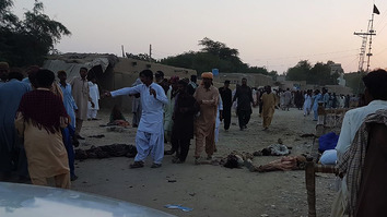 Suicide bomber strikes Sufi shrine in Balochistan during annual celebration