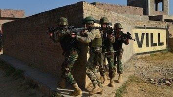 قازقستان او پاکستان د تروریزم ضد ګډ مشقونه ترسره کوي