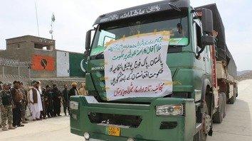 Re-opened border crossing in N. Waziristan to boost Pakistan-Afghanistan trade