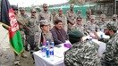 Pakistani, Afghan security officials meet at Torkham to improve neighbourly relations