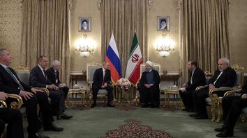 بڑھتا ہوا روس-ایران اتحاد مسلم دنیا میں فرقہ ورانہ کشیدگی کو ہوا دے رہا ہے