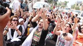 Trangender Pakistanis hope for brighter future