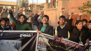 Pakistanis stand united against terrorism after attacks in Orakzai, Karachi