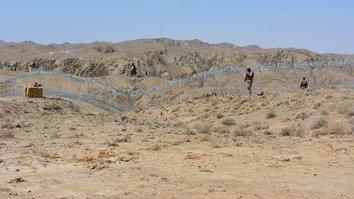 افغان-پاکستان سرحدی باڑ ایک چوتھائی سے زیادہ مکمل