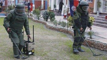 کے پی بم ڈسپوزل یونٹ کی صفوں میں مزید خواتین کی شمولیت
