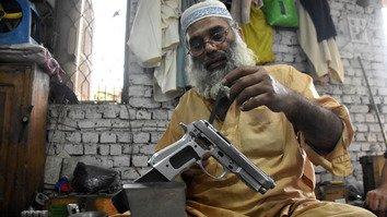 پاکستان شکار، کھیلوں میں استعمال ہونے والے ہتھیاروں کی تیاری کے ورثے کو فروغ دے رہا ہے