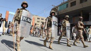Terror incidents in Pakistan decreased by 45% in 2018