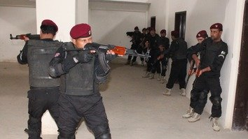 پولیس کی مشقوں، عمارتوں کے آڈٹ سے خیبر پختونخواہ میں سیکورٹی کو سہارا ملا ہے