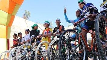 تصاویر میں: مہمند کے شہریوں نے کھیلوں کی تقریبات کے ساتھ یومِ پاکستان منایا
