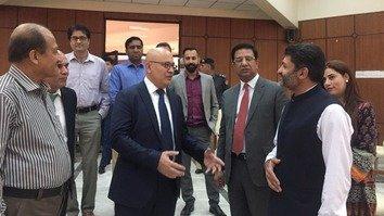 Uzbek ambassador to Pakistan promotes education as means to end terrorism