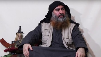 In hiding and defeated, ISIS leader purportedly resurfaces in 1st video in 5 years