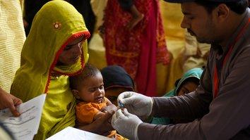 عالمی ادارۂ صحت کی جانب سے سندھ میں ایچ آئی وی کی روک تھام کے لیے مزید کارروائی کا مطالبہ