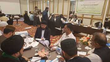 Karachi religious scholars, activists unite to curb sectarian discord