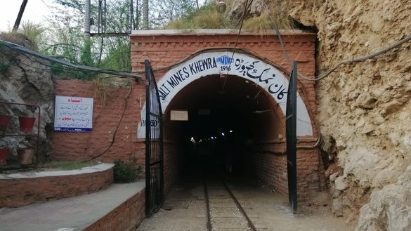 In photos: Khewra Salt Mine draws throngs of tourists