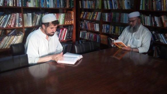 New library in Dara Adamkhel shows how new generation loves books not guns