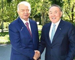 ازبکستان اور قازقستان مل کر شدت پسندوں کا مقابلہ کر رہے ہیں