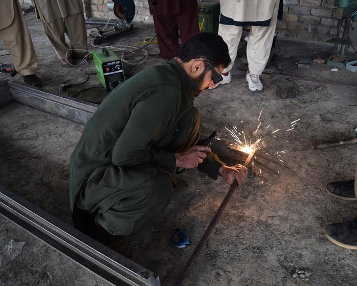 KP, FATA youth receive vocational, technical training