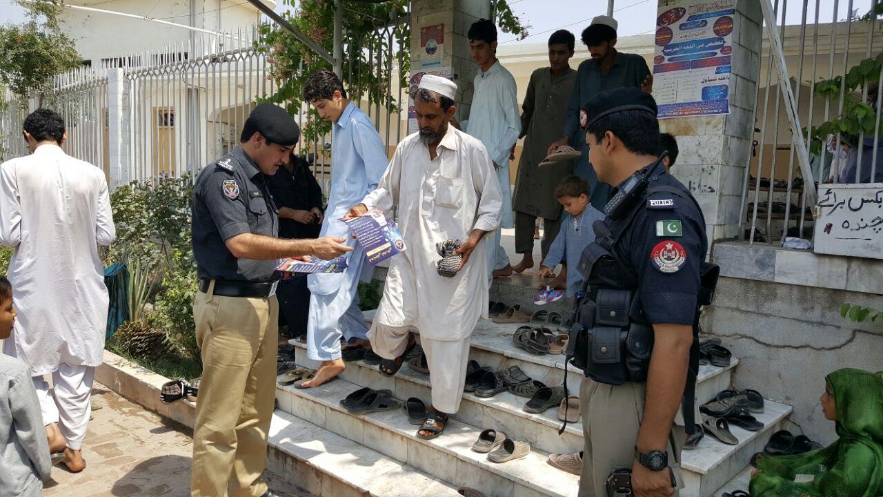کے پی میں عیدالفطر کے لیے سخت حفاظتی انتظامات