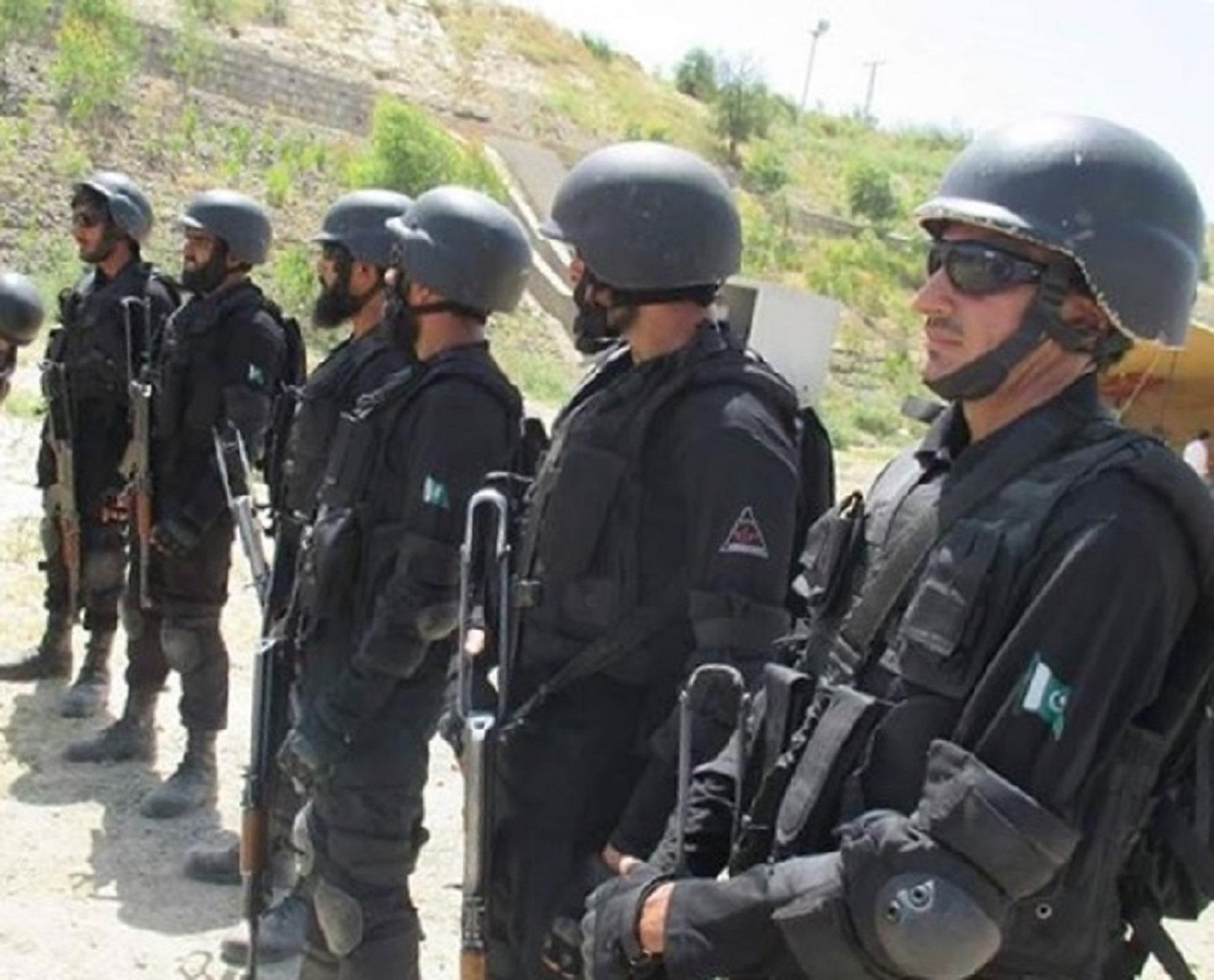 Khyber Pakhtunkhwa records fewer terrorist attacks