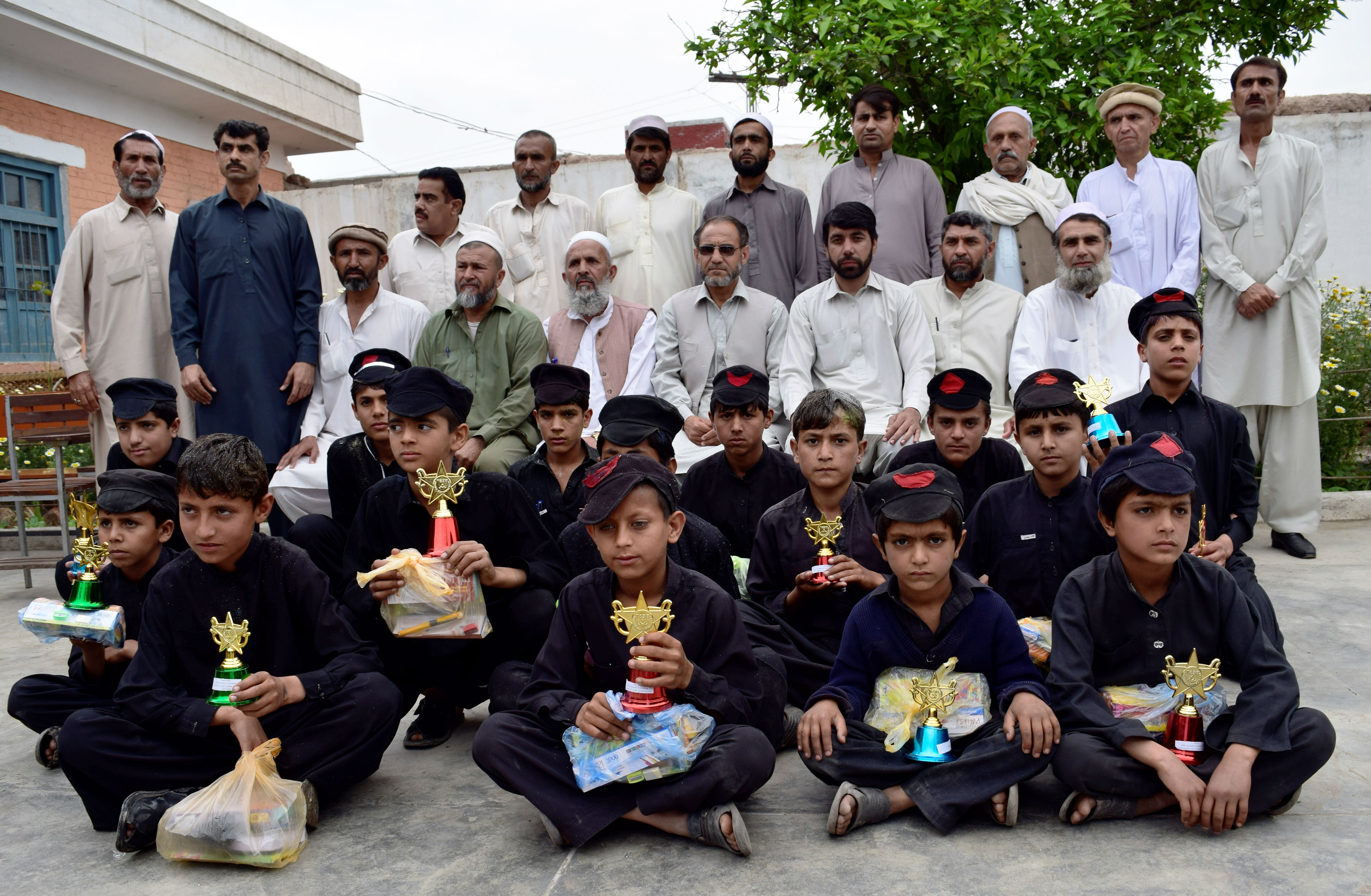 KP increases education spending to fight militancy