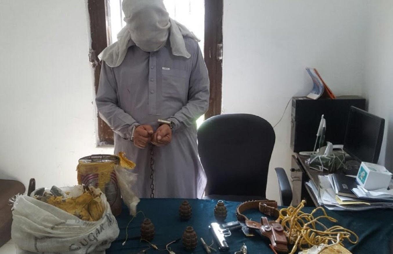 KP rewards policemen for nabbing terror suspects