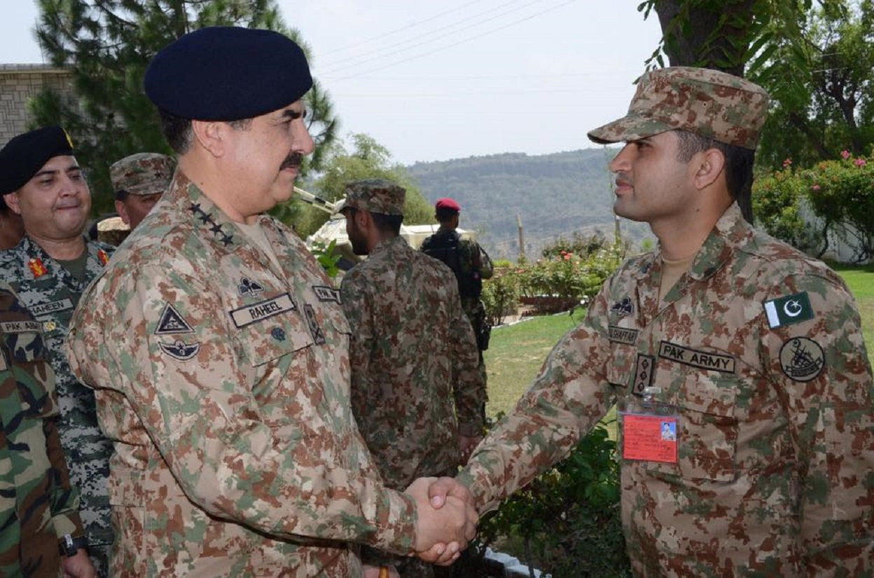 Terrorism, violence continue to drop in Pakistan