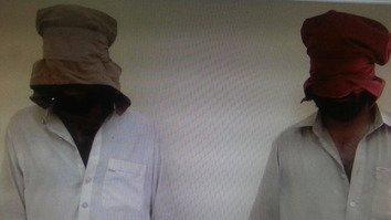 پاکستانی پولیس نے ان دہشت گردوں کا نیٹ ورک توڑ دیا جنہوں نے اپنی انگلیوں کے نشان مٹائے تھے