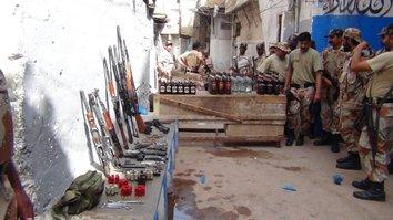 پاکستان داعش کو بالکل برداشت نہیں کرے گا