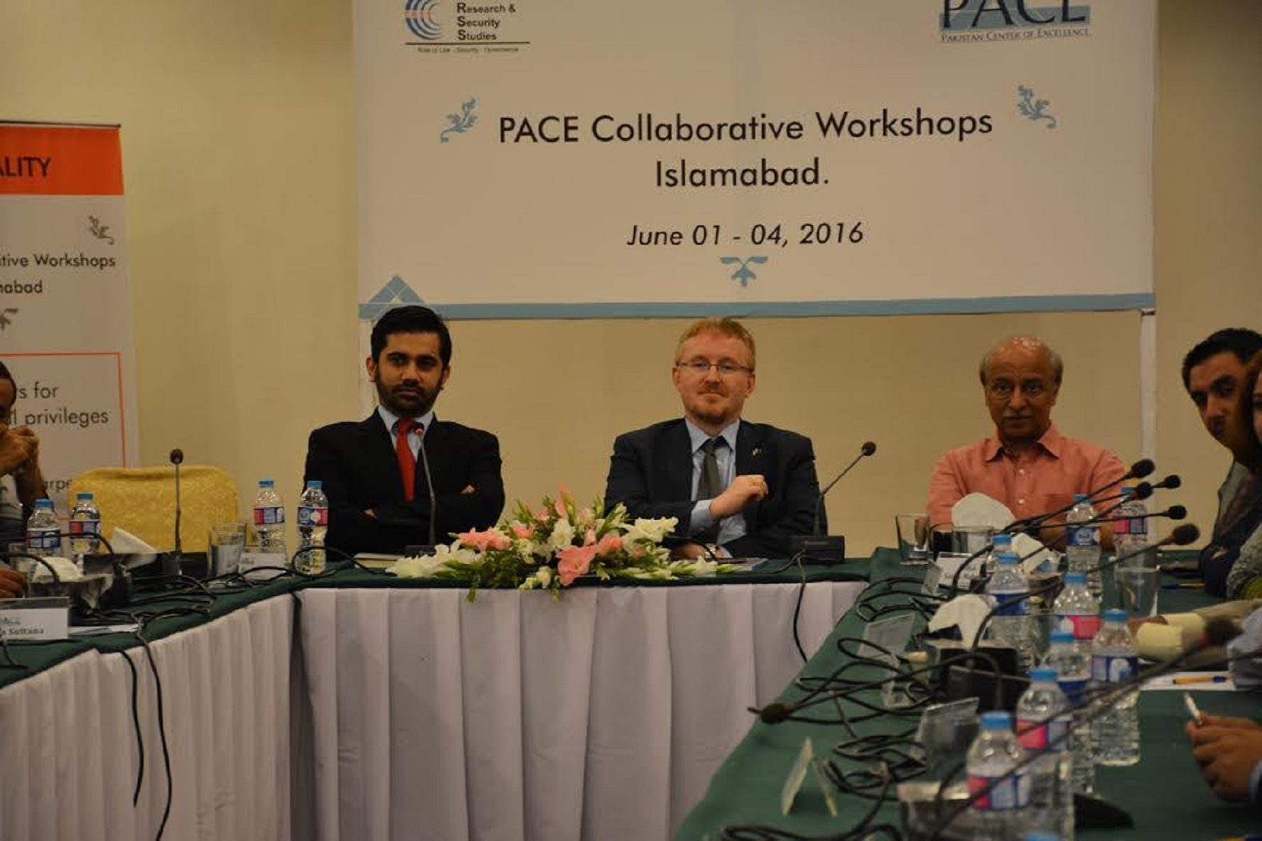 PACE to counter radicalisation in Pakistani society