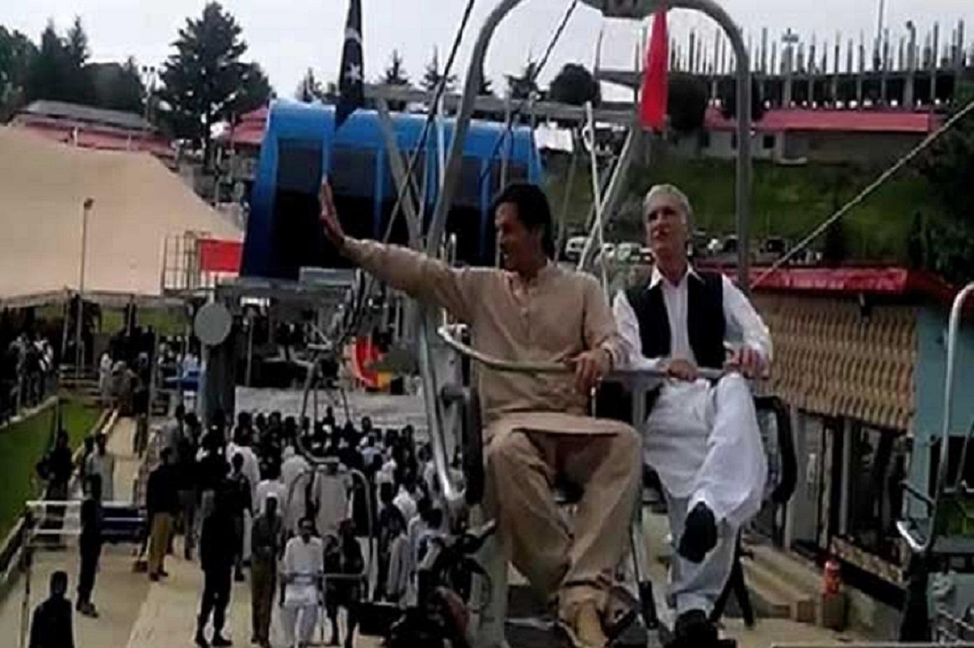 KP reopens Malam Jabba Ski Resort