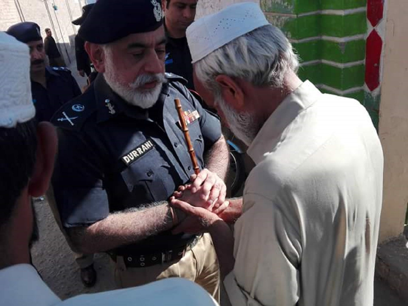 KP Police honour bravery of young constable