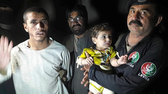 A suspect accused of kidnapping a minor girl is in custody of local Levies forces in Balochistan. He was arrested 'red-handed' September 10 in the Ismailzai area of Pashin District, according to authorities. [Abdul Ghani Kakar]