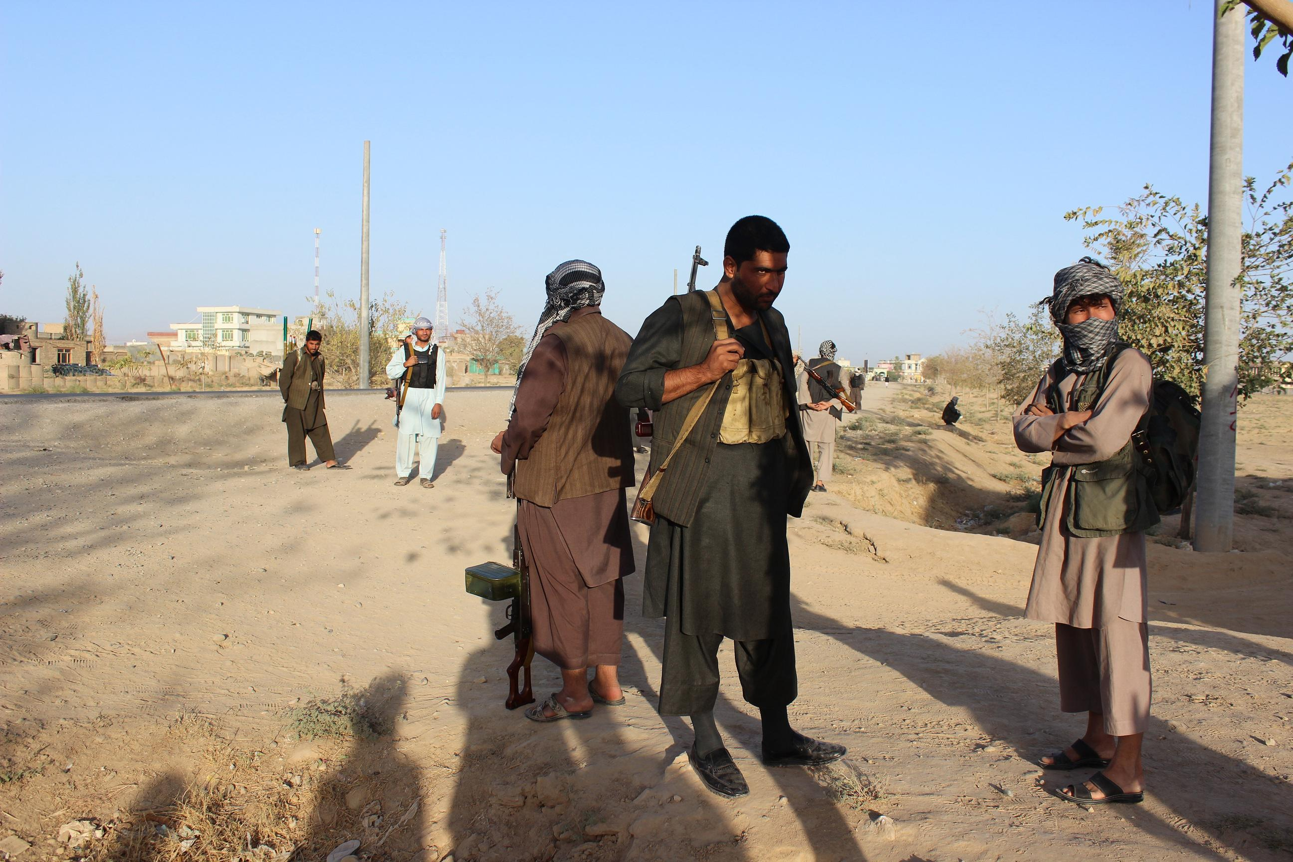 ایران افغانستان میں مبینہ دشمنوں کو خوش کرنے کا متلاشی ہے