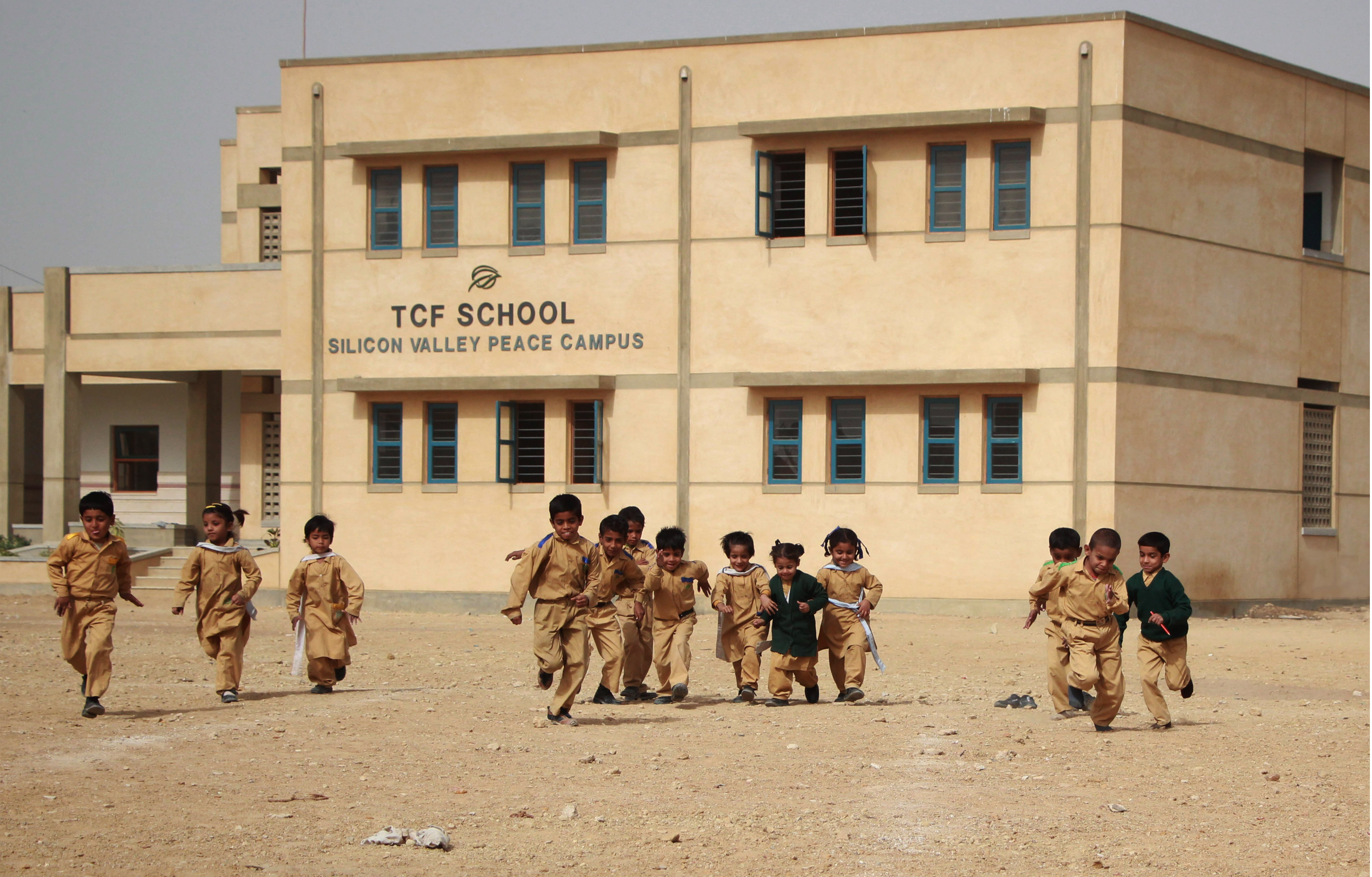 Pakistanis fight extremism through education