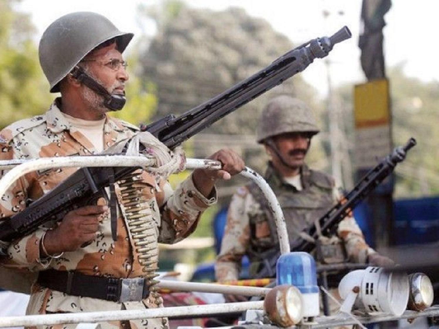 کراچی میں فرقہ ورانہ فسادات کے خلاف کریک ڈاؤن