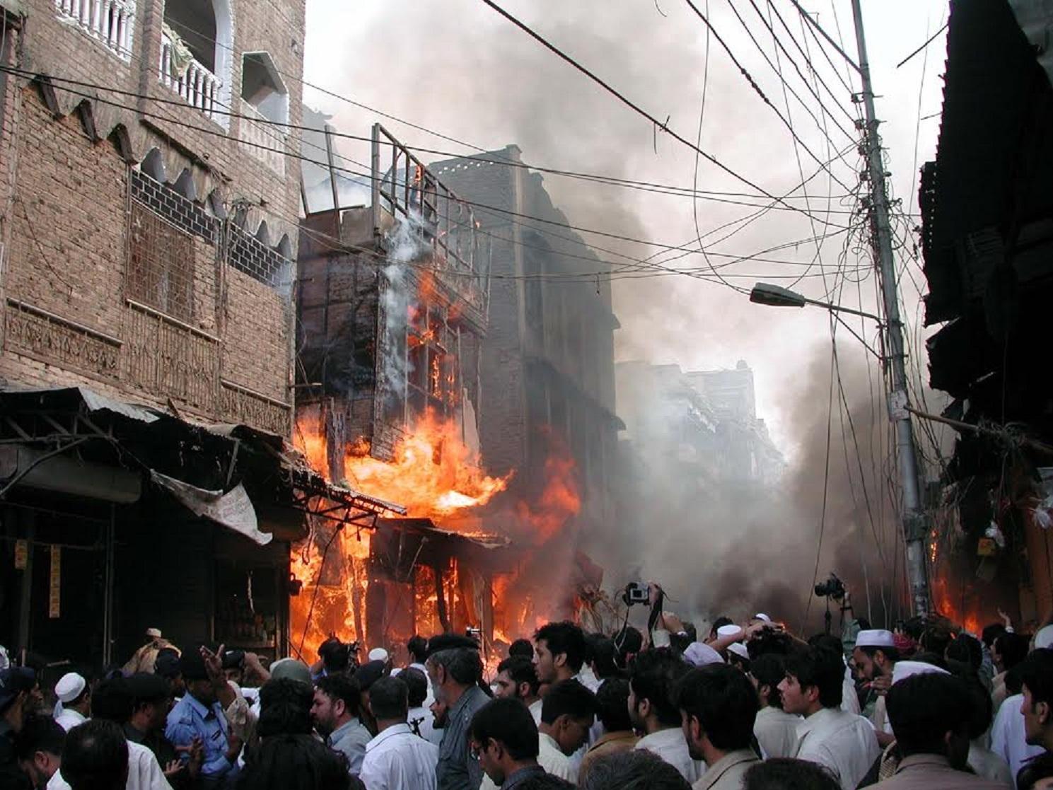 دہشت گردی سے پاکستان کی معیشت کو118 بلین ڈالر کا نقصان ہوا: رپورٹ