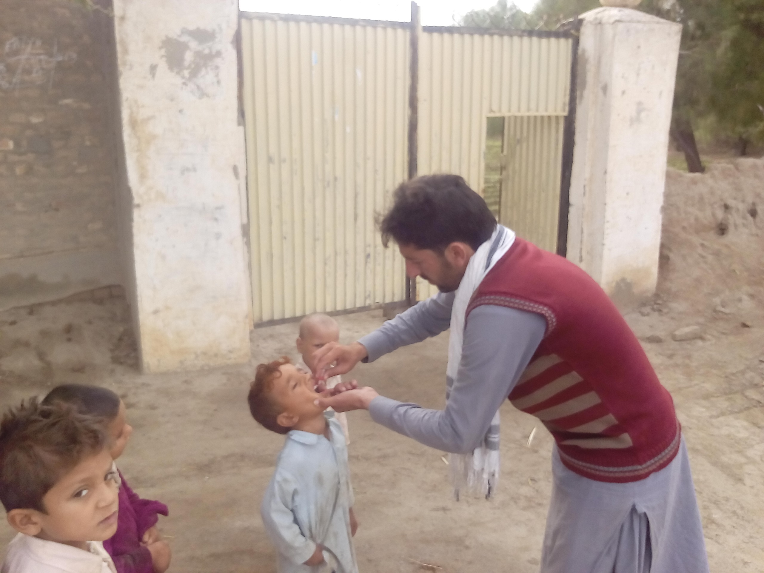 Military operations pave way for vaccination in FATA, KP