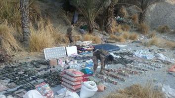 Counter-terrorism operations weaken militants in Balochistan